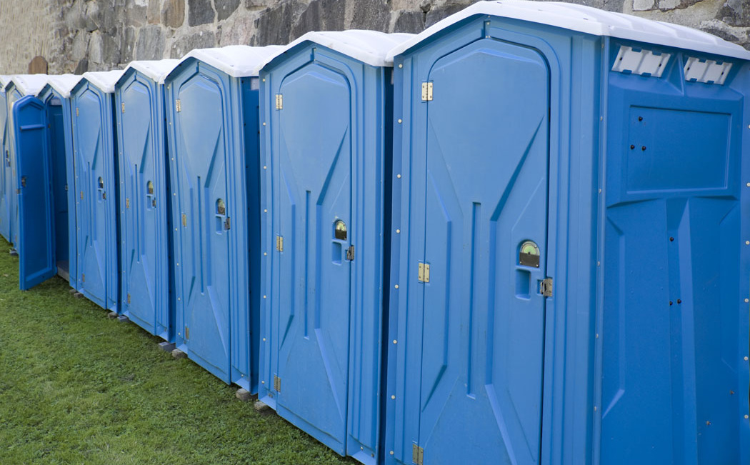 porta potty rental in Atlanta
